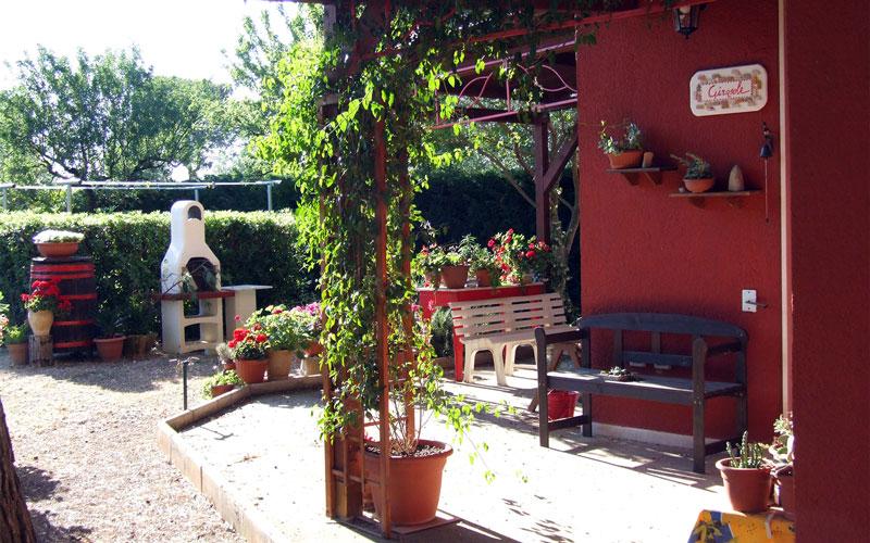 giardino borgo del cardinale